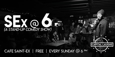 SEx at 6 (A Stand-Up Comedy Show) tickets