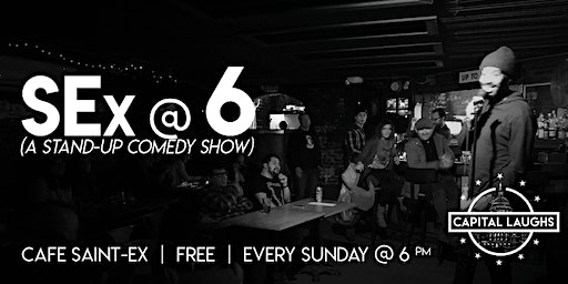 SEx at 6 (A Stand-Up Comedy Show)