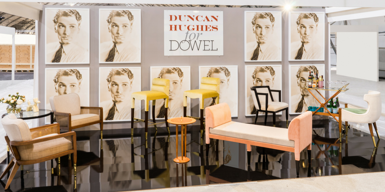 Duncan Hughes for Dowel Collection Boston Lau