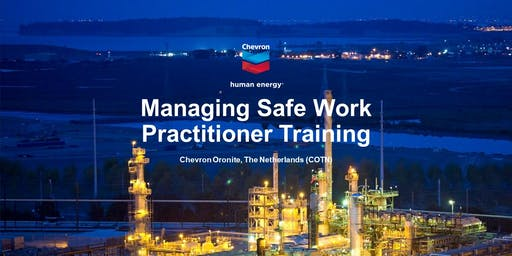 Managing Safe Work (MSW) Practitioner Training