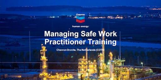 Managing Safe Work (MSW) Practitioner Training