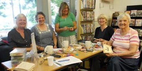 Adult Craft Group (Thornton Library) tickets