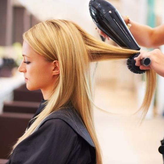 Perfect your Blowdrying Day 1