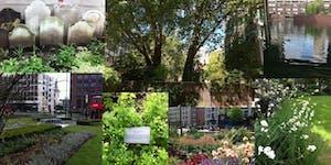 Secret Spaces and Public Places - City Gardens Tour