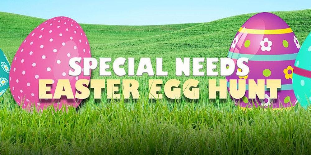 Image result for special needs easter egg hunt