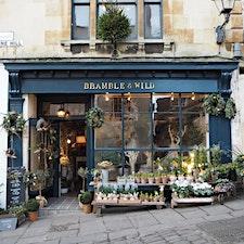 Bramble & Wild logo