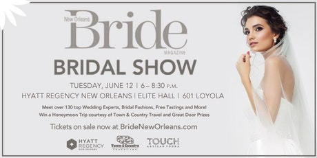 New Orleans Bride Magazine S June Bridal Show Presented By Langenstein Tickets