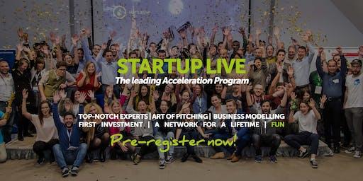 Startup Live Sarajevo #1