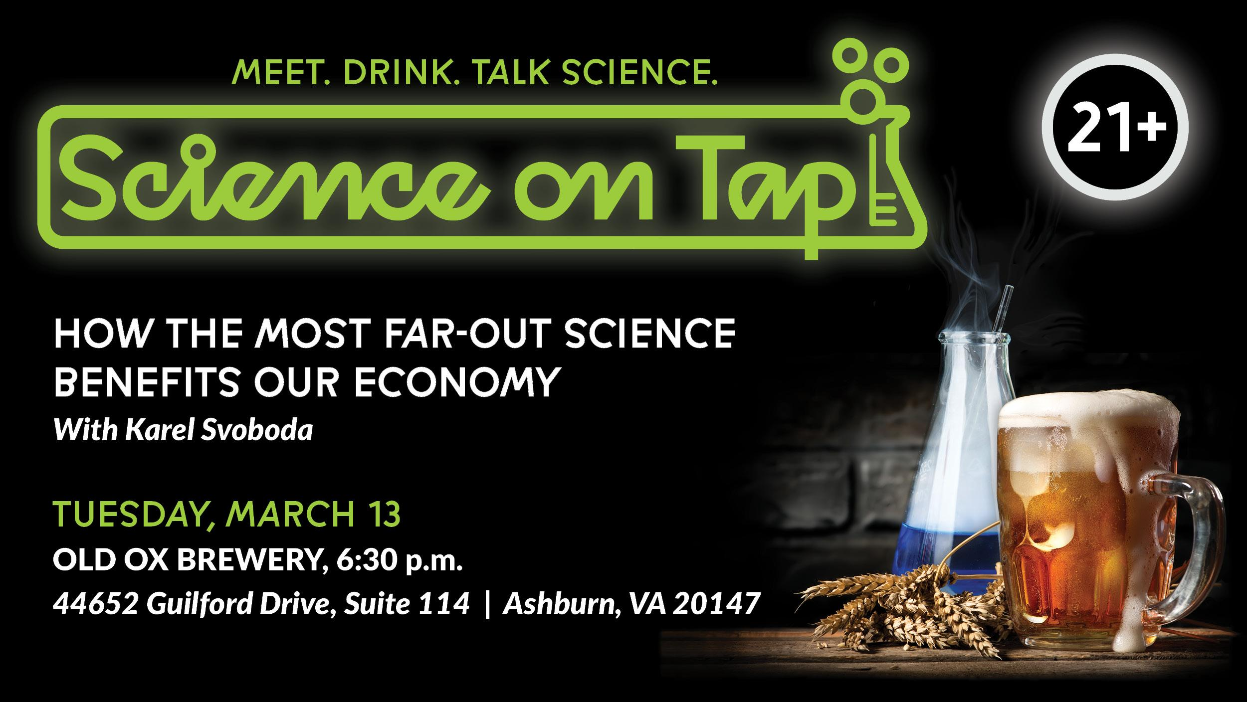 Science on Tap photo