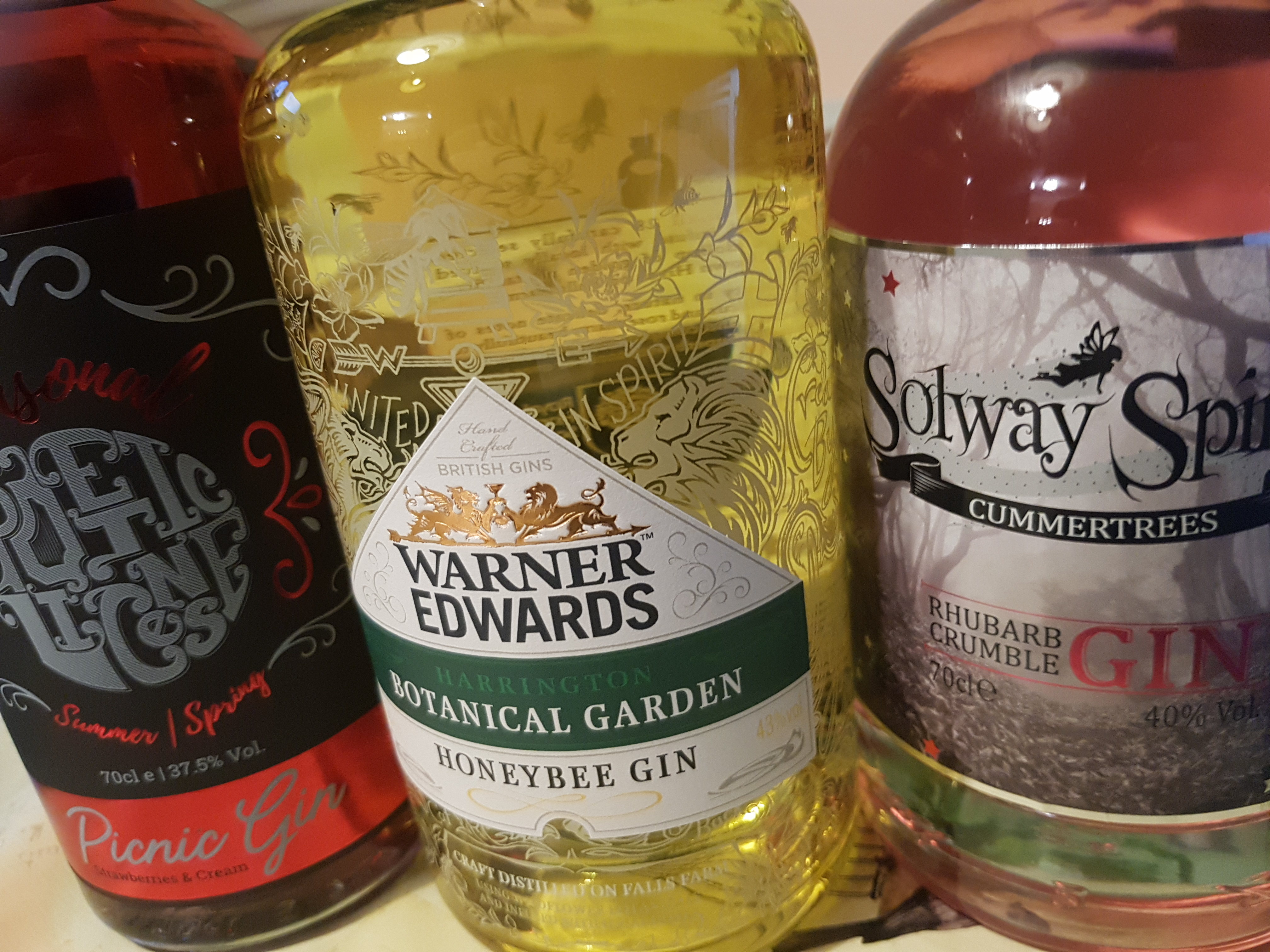 Flavoured Gin and Easter Nibbles Tasting- MAN