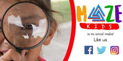 Maze Kids Summer Programs