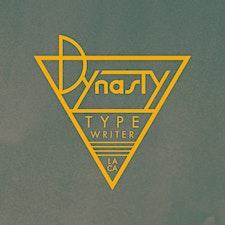 Dynasty Typewriter  logo
