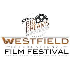 Big Dreams & Silver Screens / Westfield International Film Festival logo