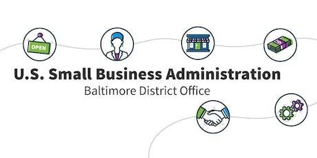 SBA 8(a) Business Development Program Overview tickets