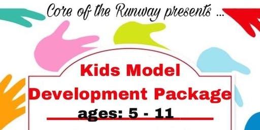 Kid Model Development Package (ages: 5-11)