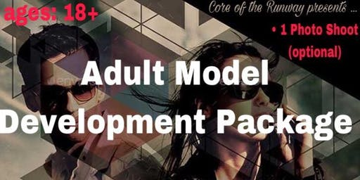 Adult Model Development Package (ages: 18 & up)