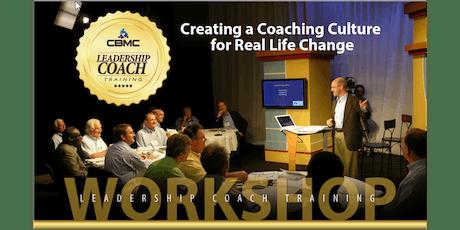 CBMC Northland Leadership Coach Training Program, Fall 2019 tickets