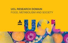 UCL Food, Metabolism & Society Domain logo