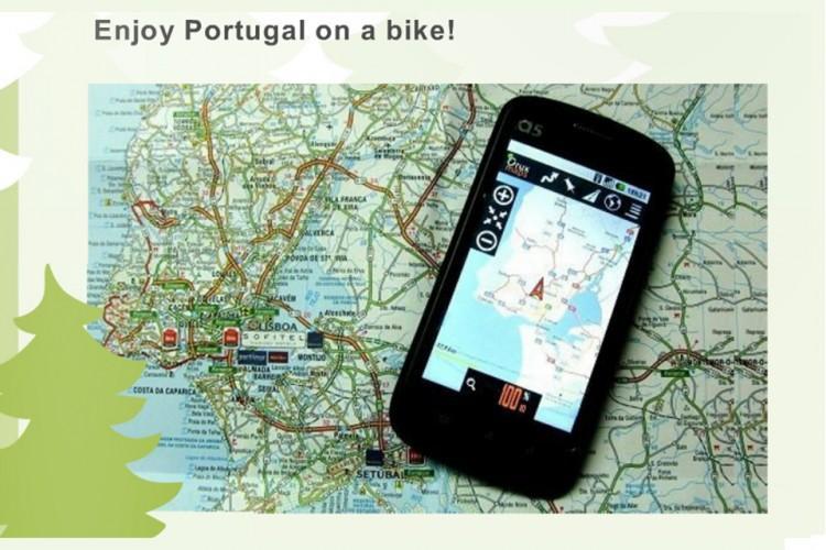 Workshop | Orientação GPS no telemóvel para p