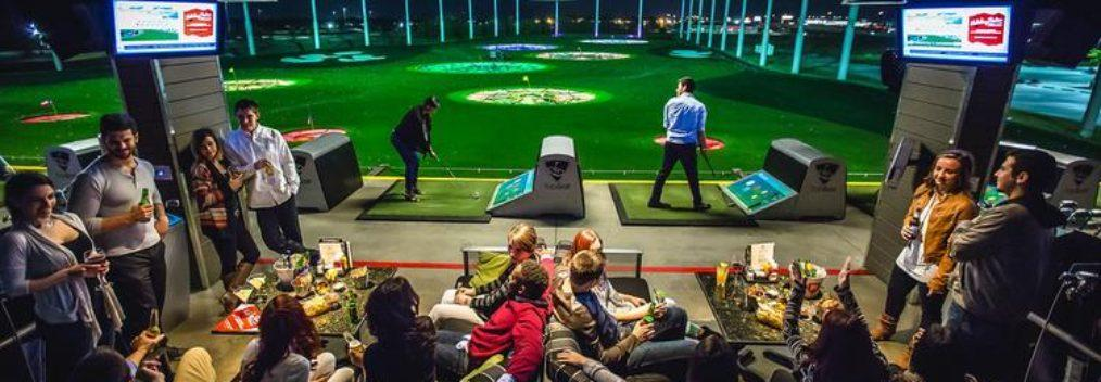 Top Golf Open House! Real Estate Professional