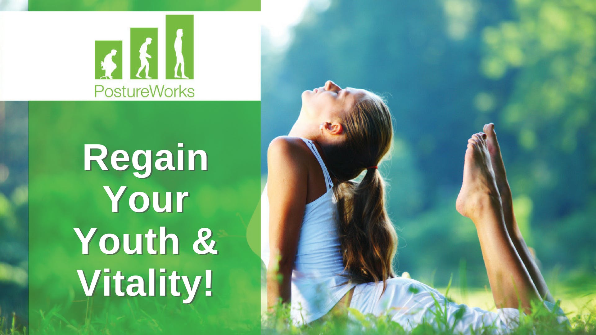 Regain Your Youth & Vitality!