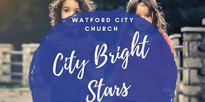Kids Club - City Bright Stars - Every Sunday - Watford