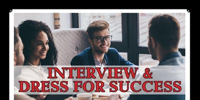 Interview & Dress for Success Workshop 2018 Dates