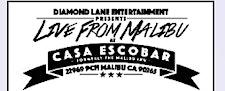 Live From Malibu logo