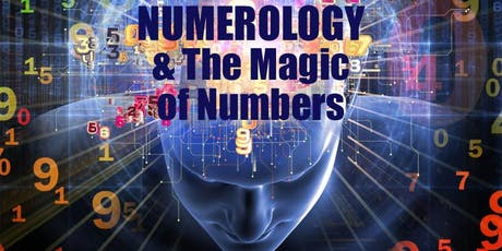 Magic of Numerology Workshop- Secrets of your Destiny and more tickets
