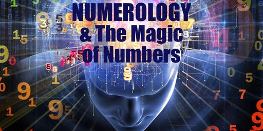 Magic of Numerology Workshop- Secrets of your Destiny and more
