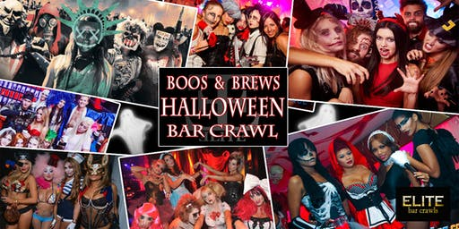 2018 official halloween bar crawl detroit mi