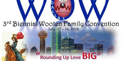 2019 Wooten Family Convention