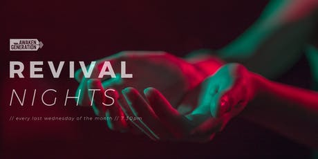 AG REVIVAL NIGHTS tickets