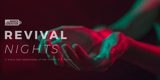 AG REVIVAL NIGHTS