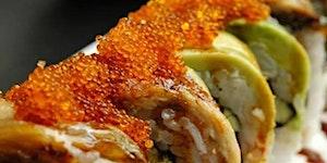 #StartupFire Sushi Meetup at 32