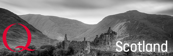 Q in Scotland