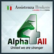 I Trader di Assistenza Brokers e Alpha4All logo