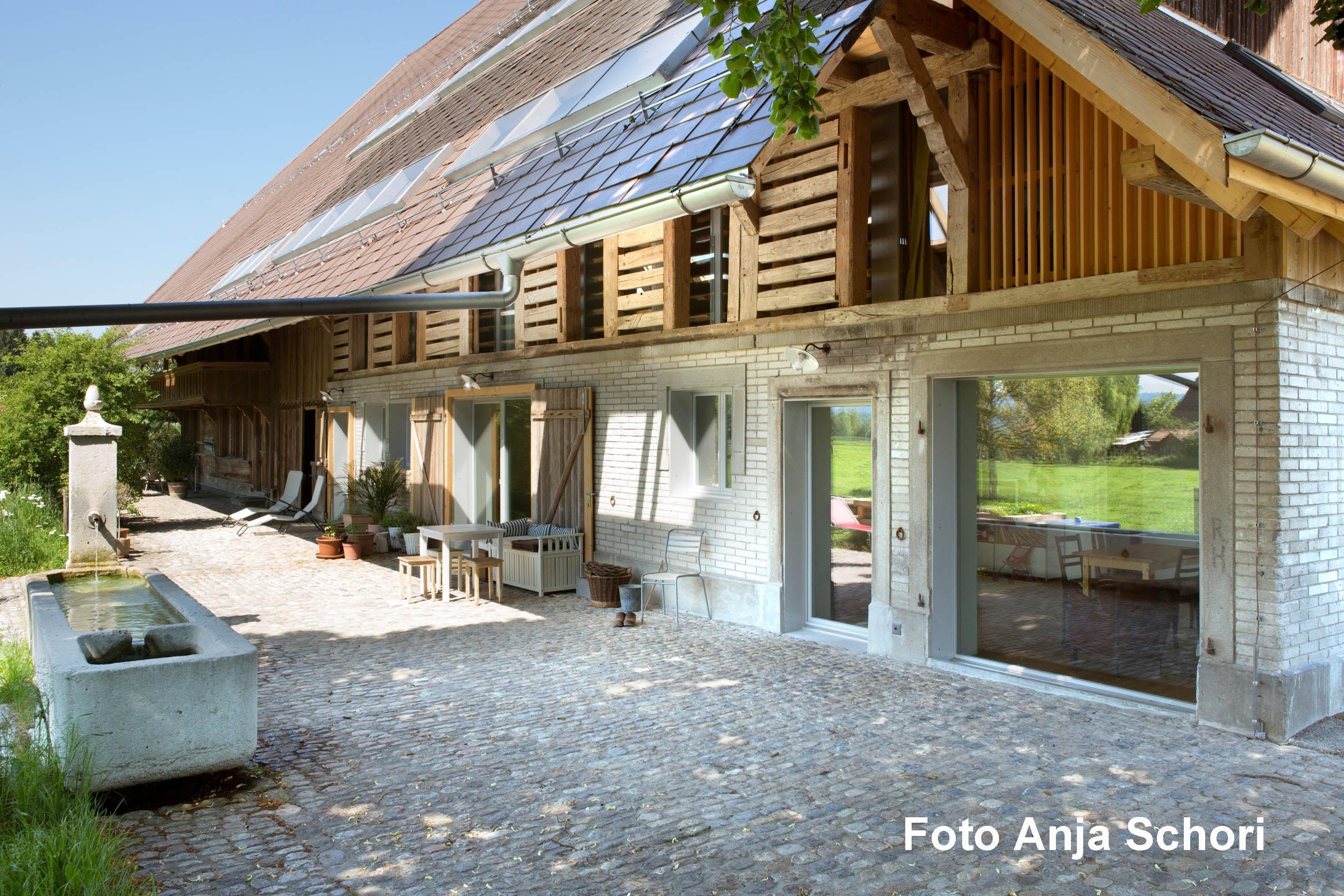 Bauernhaus in der Holzmühle Münchringen