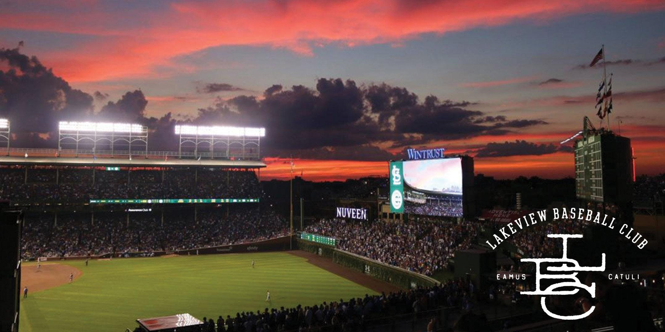 Chicago Cubs vs. Los Angeles Dodgers | Exclus