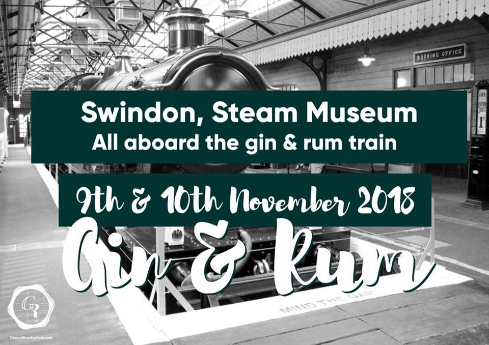 The Gin and Rum Festival Swindon 2018