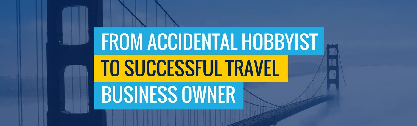 Free Training on how to become A Travel Businesss Owner banner