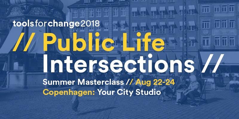 Tools for Change: Copenhagen - Your City Stud