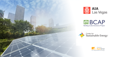 STEP Into the Sun: Solar Training for Design Professionals (Las Vegas, NV)