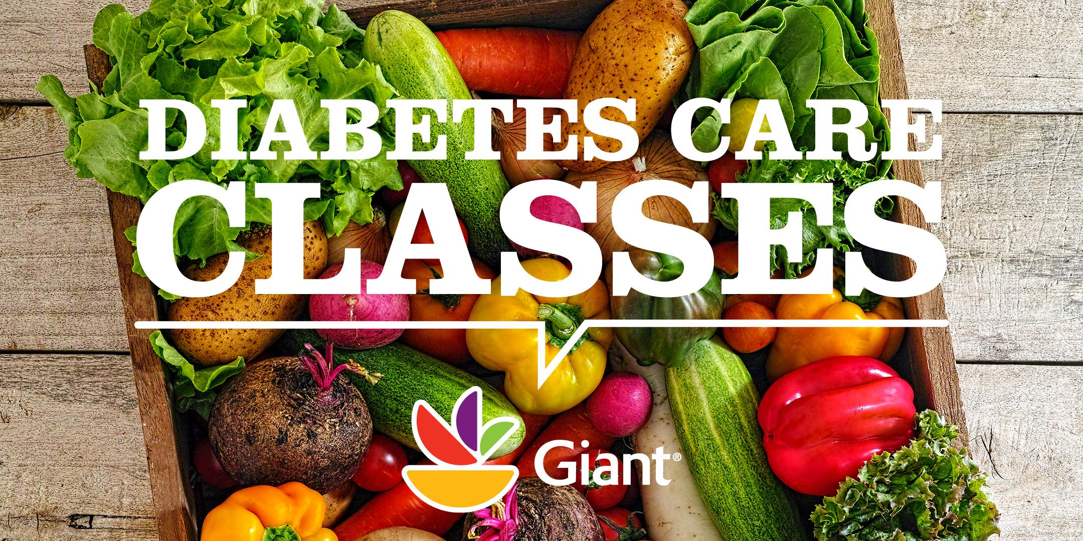 FREE DIABETES CARE CLASS with Natalie Kannan, RD photo
