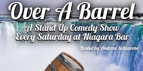 Over A Barrel Stand Up Comedy Show - FREE tickets