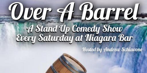Over A Barrel Stand Up Comedy Show - FREE