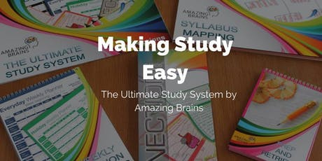 The 'Ultimate Study System' Resource Pack and Tutorial  tickets