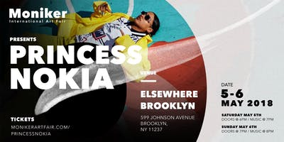 event in New York City: Princess Nokia @ Elsewhere (Hall)