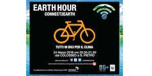 EARTH HOUR CONNECT2EARTH - TUTTI IN BICI PER IL CLIMA...