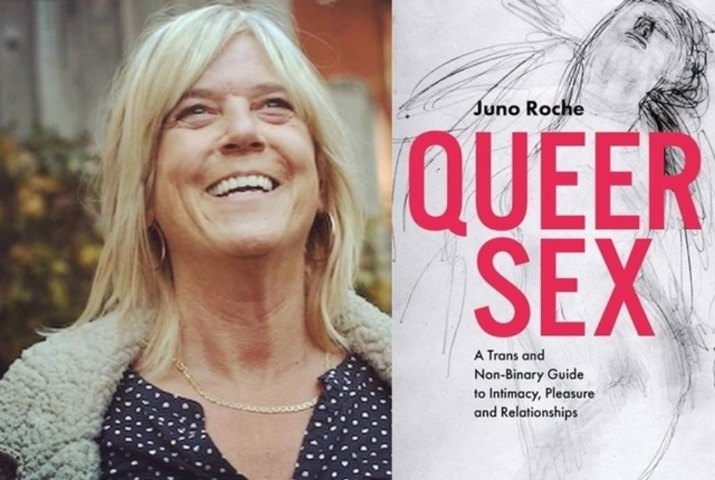 Queer Sex by Juno Roche - book launch at the